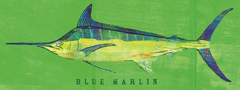 John W. Golden - Blue Marlin