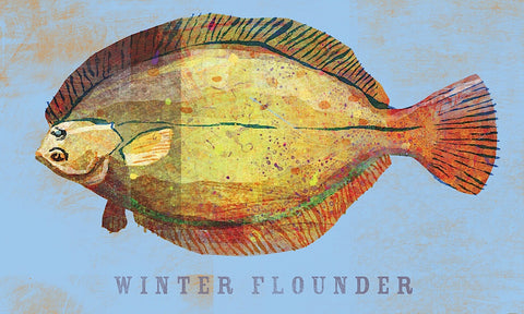 John W. Golden - Winter Flounder
