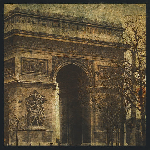 Arc de Triomphe -  John W. Golden - McGaw Graphics