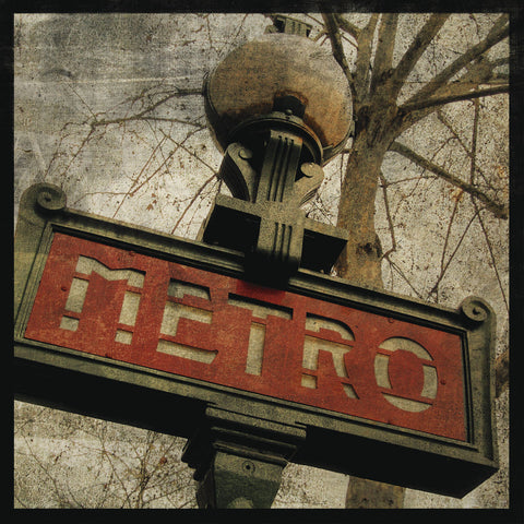 Metro II -  John W. Golden - McGaw Graphics