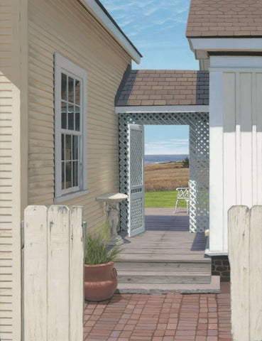 Breezeway -  Edward Gordon - McGaw Graphics