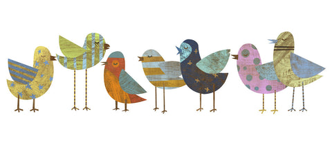 Flock No. 1 -  John W. Golden - McGaw Graphics