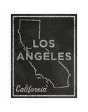 Los Angeles, California -  John W. Golden - McGaw Graphics