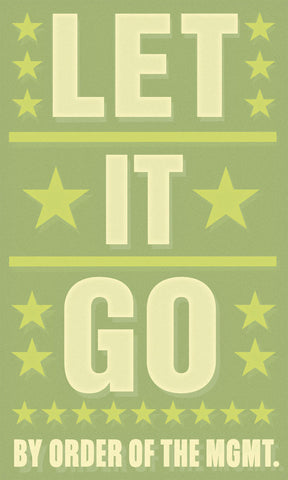 Let it Go -  John W. Golden - McGaw Graphics