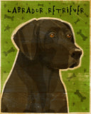 John W. Golden - Black Lab (NEW)