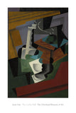The Coffee Mill, 1916 -  Juan Gris - McGaw Graphics
