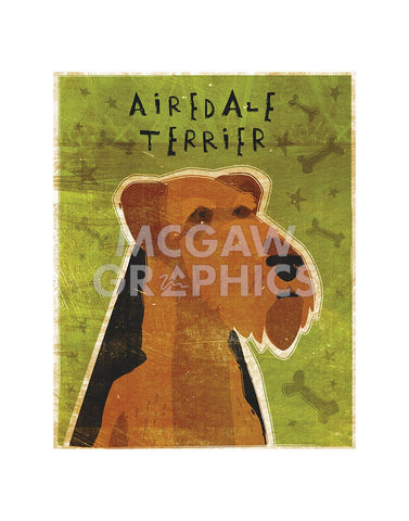 Airdale -  John W. Golden - McGaw Graphics