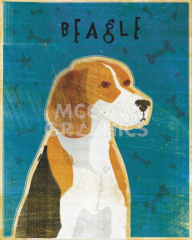 Beagle -  John W. Golden - McGaw Graphics