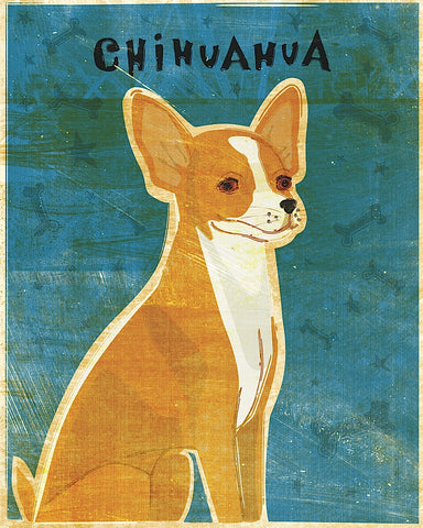 Chihuahua (red) -  John W. Golden - McGaw Graphics