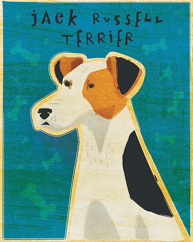 Jack Russell Terrier -  John W. Golden - McGaw Graphics