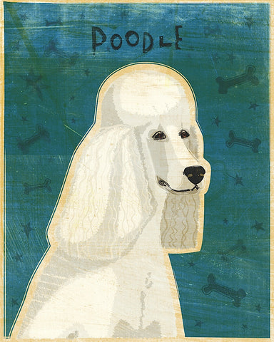 Poodle (white) -  John W. Golden - McGaw Graphics