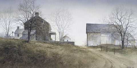 Ray Hendershot - A Rural Morning