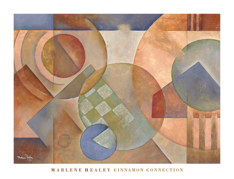 Cinnamon Connection -  Marlene Healey - McGaw Graphics
