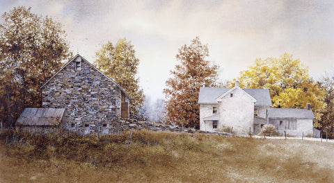 Autumn Roost -  Ray Hendershot - McGaw Graphics