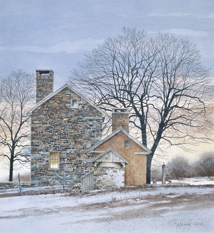 At Home -  Ray Hendershot - McGaw Graphics