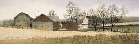 Elder Farm -  Ray Hendershot - McGaw Graphics