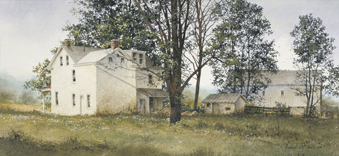 Primrose Farm -  Ray Hendershot - McGaw Graphics
