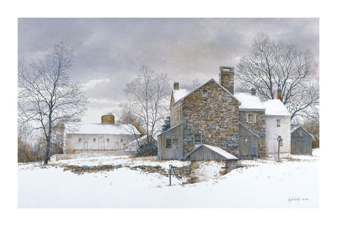 Back Home -  Ray Hendershot - McGaw Graphics
