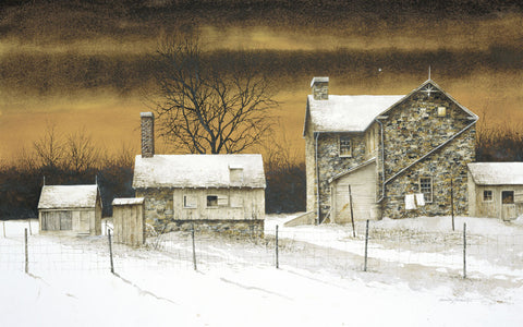 Bradley Hendershot - Evening Star