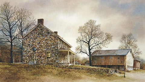 Ray Hendershot - A Pennsylvania Morning