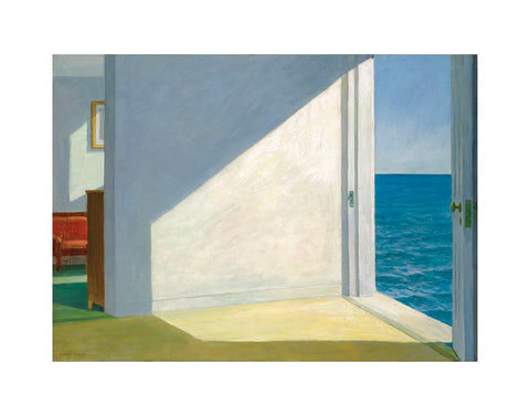 Rooms by the Sea -  Edward Hopper - McGaw Graphics