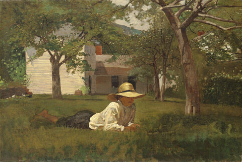 Winslow Homer - The Nooning, c. 1872