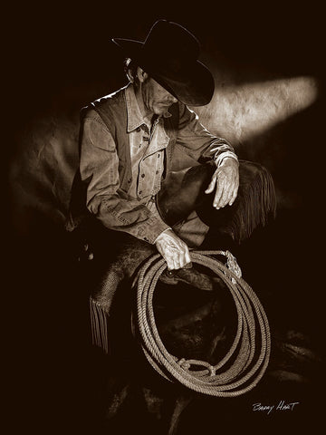 Barry Hart - Cowboy Contemplation