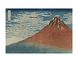 Fine Wind, Clear Weather -  Katsushika Hokusai - McGaw Graphics