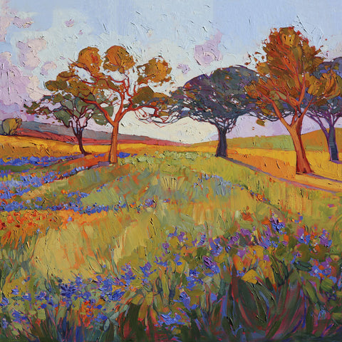 Colors of Brenham (center) -  Erin Hanson - McGaw Graphics