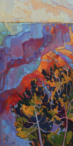 Grand Sunset (left) -  Erin Hanson - McGaw Graphics
