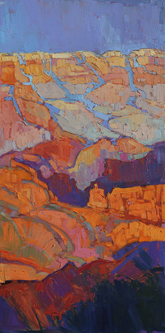 Erin Hanson - Grand Sunset (right)