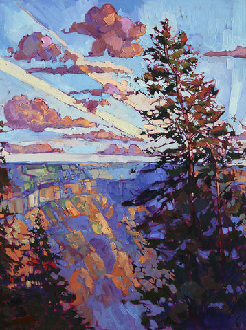 The North Rim IV -  Erin Hanson - McGaw Graphics