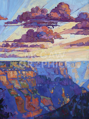 Erin Hanson - The North Rim V