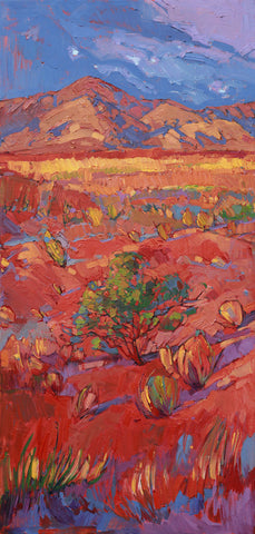 Desert Rainbow (left) -  Erin Hanson - McGaw Graphics