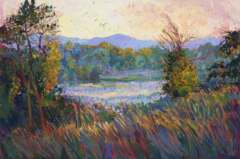 Erin Hanson - Morning Mist