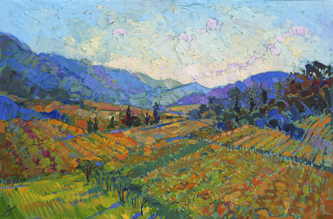 Napa in Color -  Erin Hanson - McGaw Graphics