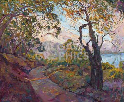 California Trail -  Erin Hanson - McGaw Graphics