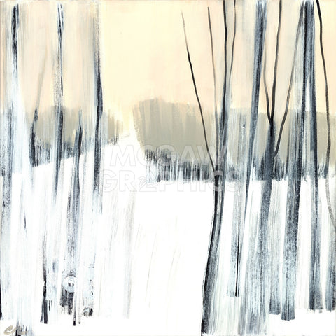 Cathe Hendrick - Winter Woods II