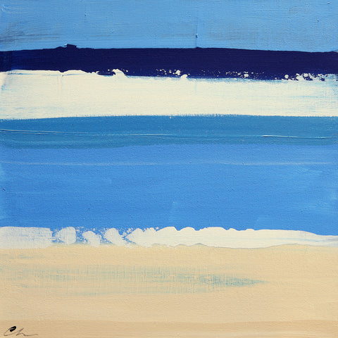 Sand and Sea II -  Cathe Hendrick - McGaw Graphics