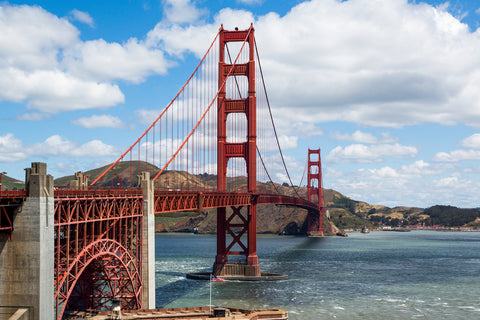 The Golden Gate National Recreation Area, California - McGaw Graphics