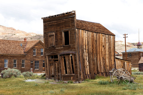 Ghost Town, Bodie, Mono County, California I -  Carol M. Highsmith - McGaw Graphics