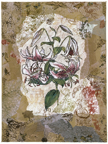 White Lily and Lace -  Annabel Hewitt - McGaw Graphics