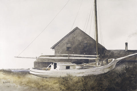 Drydocked -  Ray Hendershot - McGaw Graphics