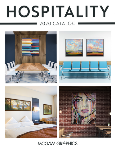 Hospitality 2020 Catalog -  McGaw Graphics - Catalogs - McGaw Graphics