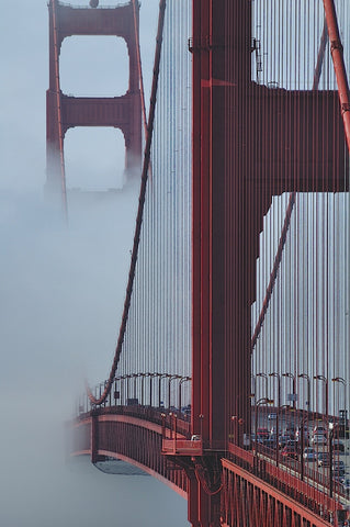 Golden Gate Bridge -  Sabri Irmak - McGaw Graphics