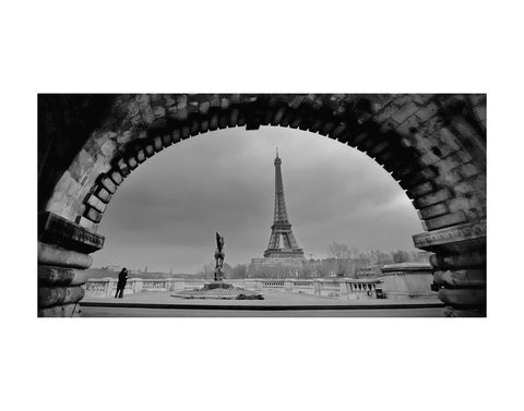 Paris, Under the Bridge
