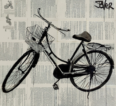 Ride -  Loui Jover - McGaw Graphics