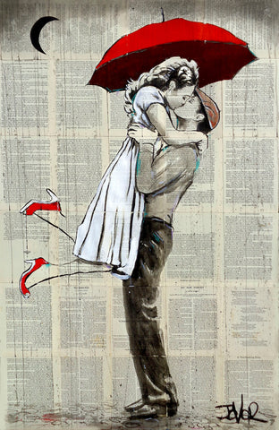 Those Days -  Loui Jover - McGaw Graphics