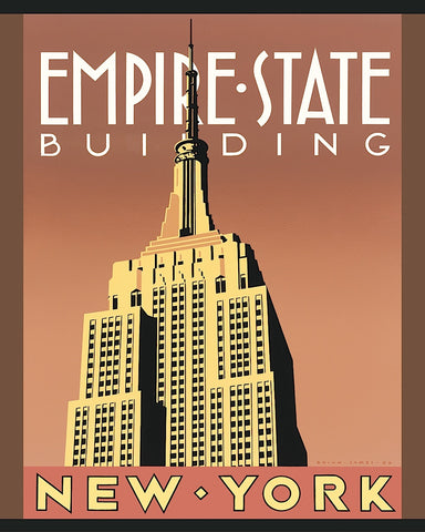 Brian James - Empire State Building