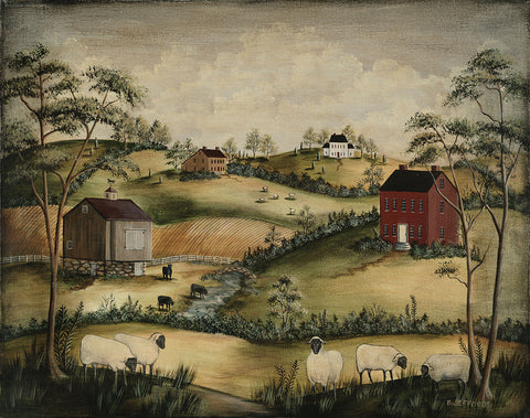 Barbara Jeffords - Grazing